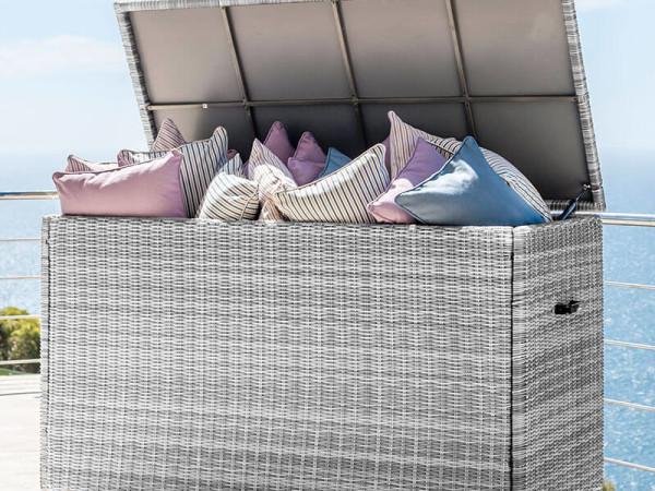Cushion Storage Box London
