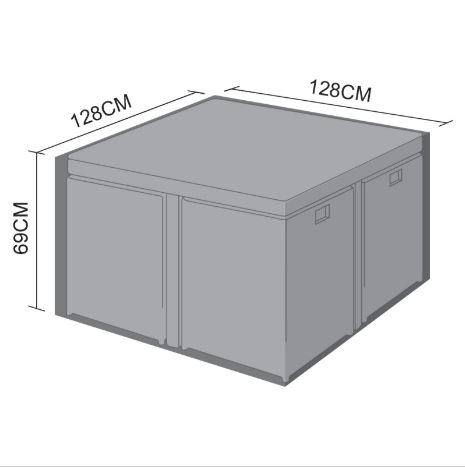 Cover Pack for Chimes 4 Seat Square Cube Sets